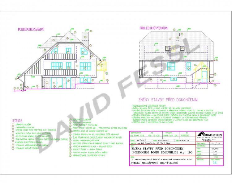 Projekt Studie David Fessl